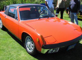 Porsche 914 gains respect at Amelia Island Concours