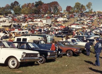 Fall Carlisle celebrates 40 years of old-car festivities