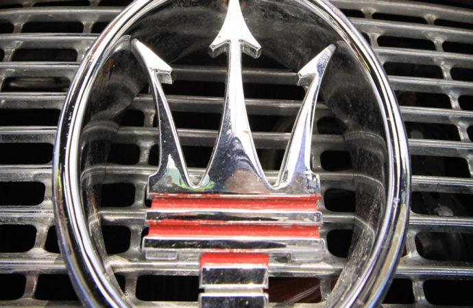 Maserati celebrates its centennial