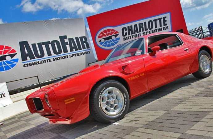 '73 Trans Am drives off with 'best of' honors at AutoFair