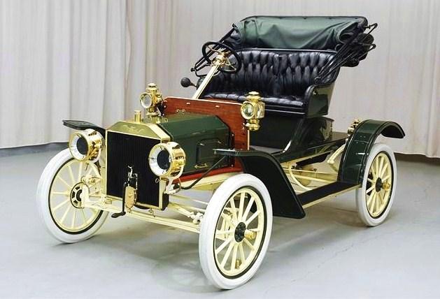 1908 Ford Model R