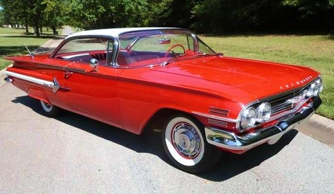 1960 Chevrolet Impala 'Bubble Top'