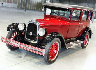 1927 Willys-Overland Whippet 93A