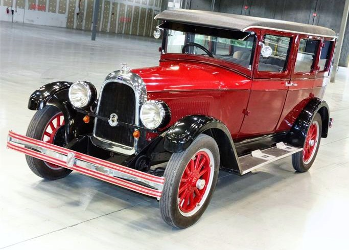 1927 Willys-Overland Whippet 93A | ClassicCars com Journal