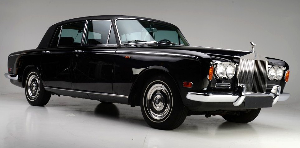 Johnny Cash was given this Rolls-Royce by ABC-TV | Barrett-Jackson