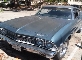 My Classic Car: Cassie replaces her beloved '68 Chevy