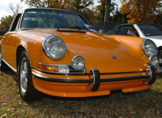 My Classic Car: Tom's 1970 Porsche 911S