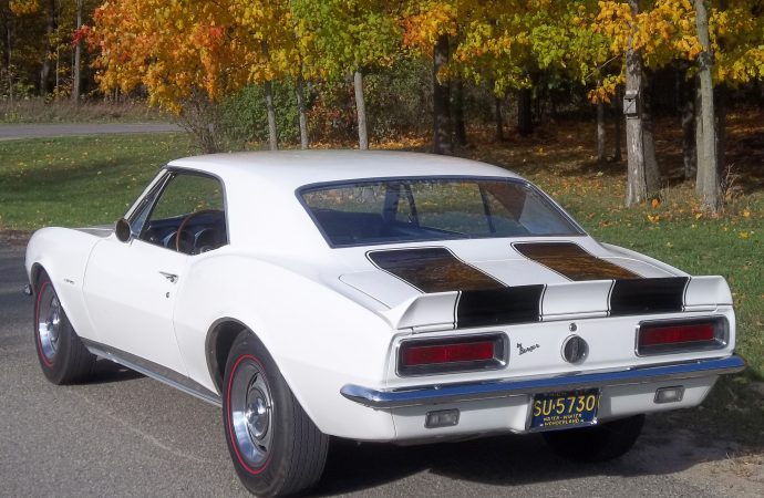 My Classic Car: Dan's 1967 Chevrolet Camaro RS/Z28
