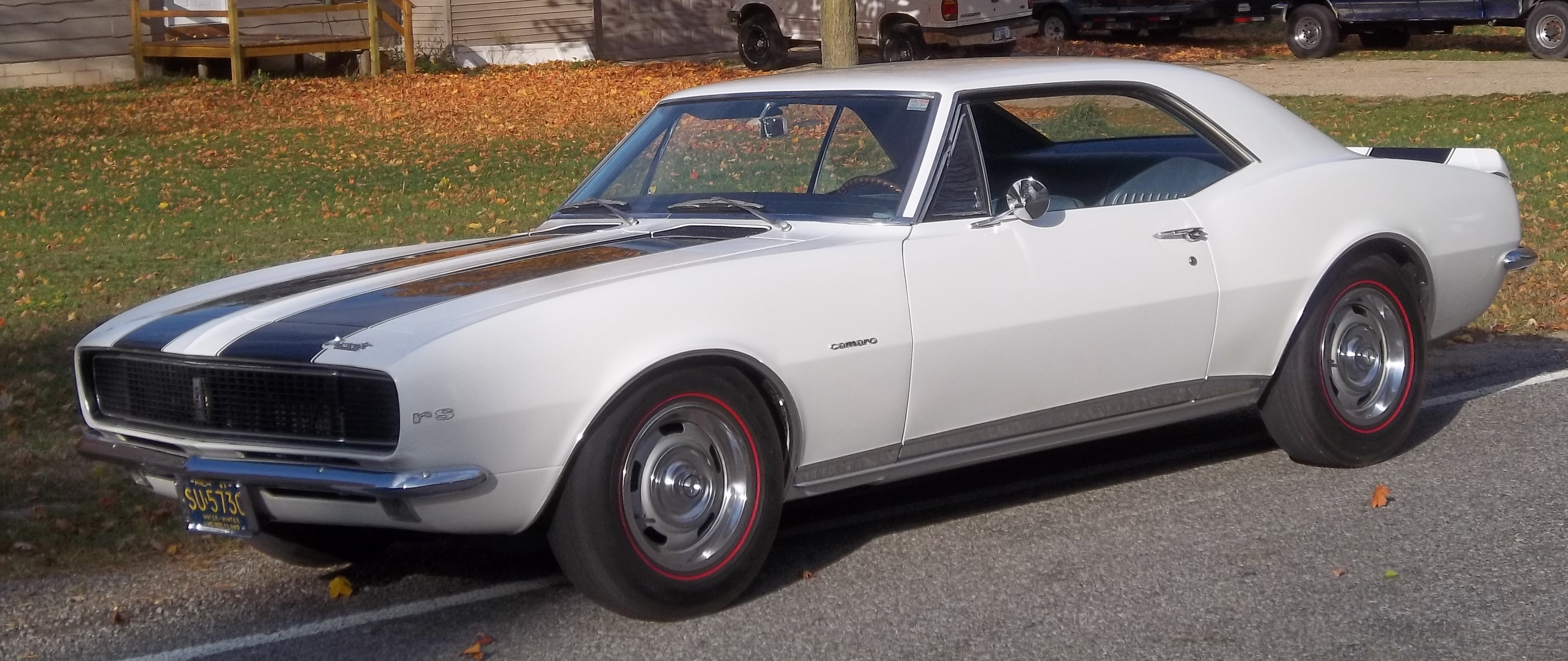 My Classic Car Dan S 1967 Chevrolet Camaro Rs Z28
