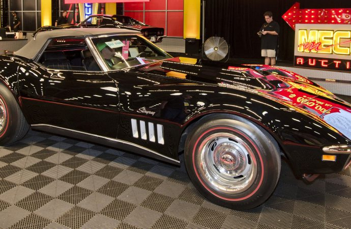 Mecum auction tops $31.4 million in Dallas