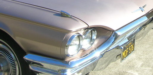 My Classic Car: Rod's 1965 Ford Thunderbird