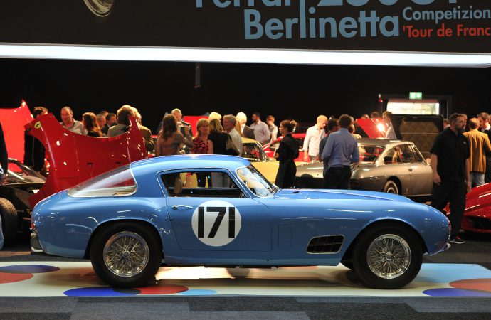 Ferraris draw big bids at RM London auction, but so do low-mileage original-condition cars