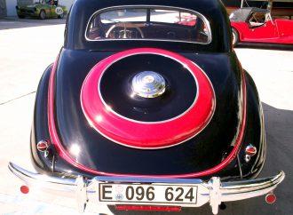 My Classic Car: Rachelle's 1954 EMW 327/3
