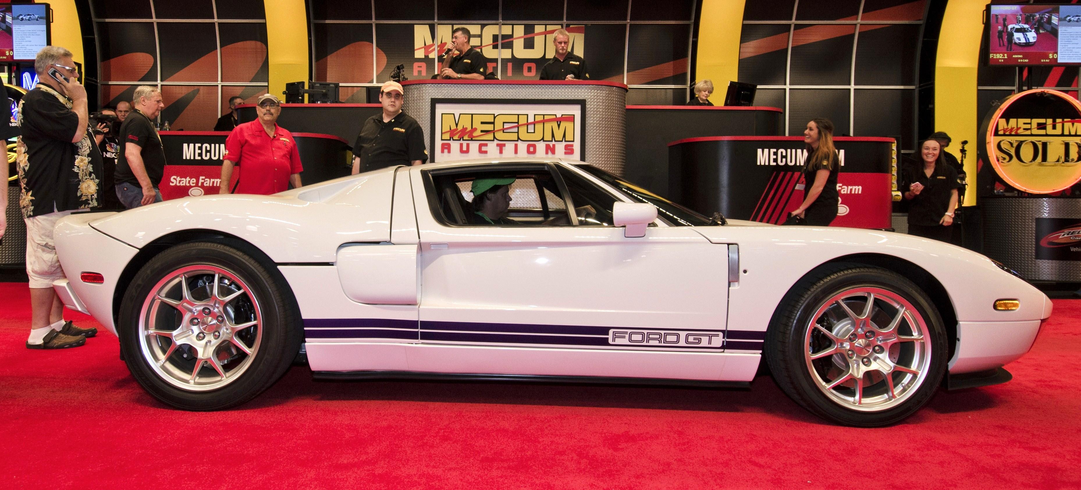 Mecum auction tops $31.4 million in Dallas - ClassicCars.com Journal