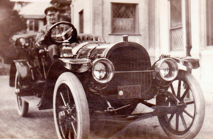 Classic Profile: 1909 Pope-Hartford Model S