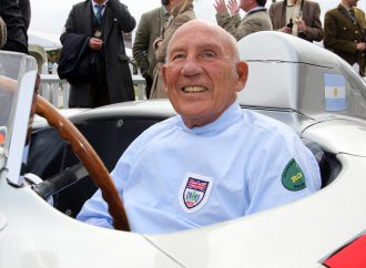 Sir Stirling Moss honored guest at Arizona Concours