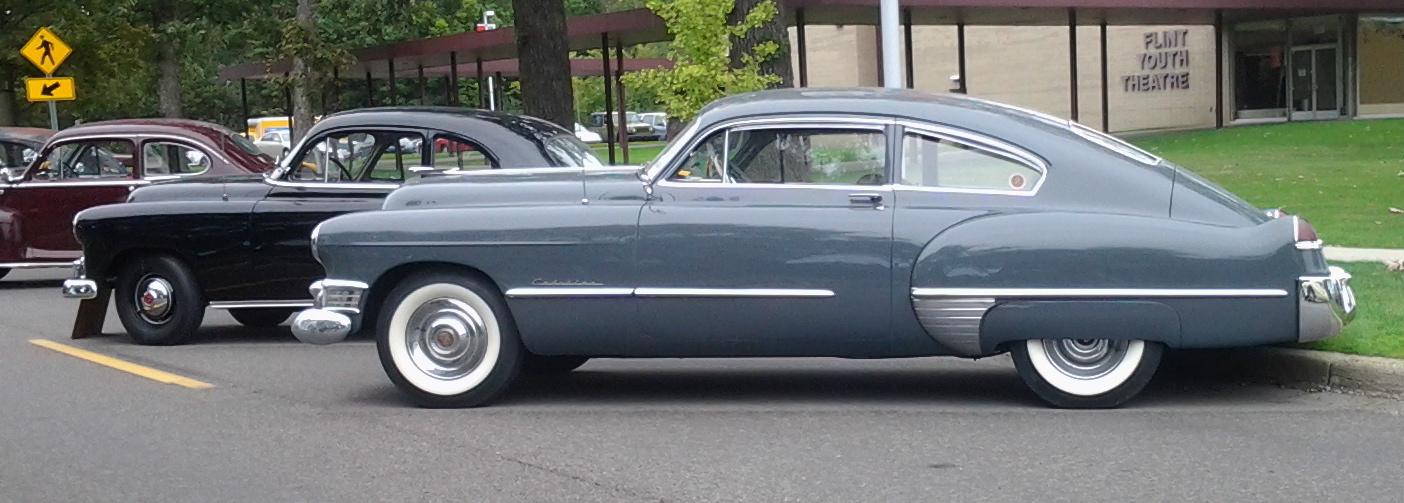 My Clic Car: Tim's 1949 Cadillac 61 Sedanette - ClicCars.com ...