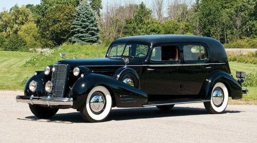 This 1937 Cadillac V16 was movie-star transport | Auctions America