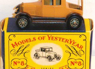 Matchbox toy show at Antique Automobile Club Museum