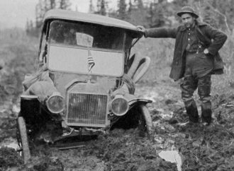 Museum showcases Alaska's extreme challenges to early motorists