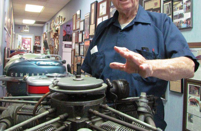 Services set for Branson auction, museum founder Mark Trimble