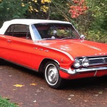 My Classic Car: Mark's 1962 Buick Skylark