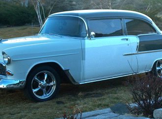 My Classic Car: Frank's 1955 Chevrolet 210