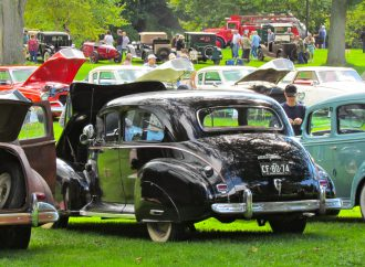 18th annual Orphan Car Show