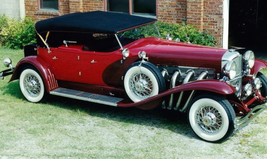 The last Duesenberg | Leake Auction photo