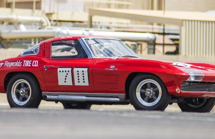 Barrett-Jackson auction in Vegas boasts celebrity cars