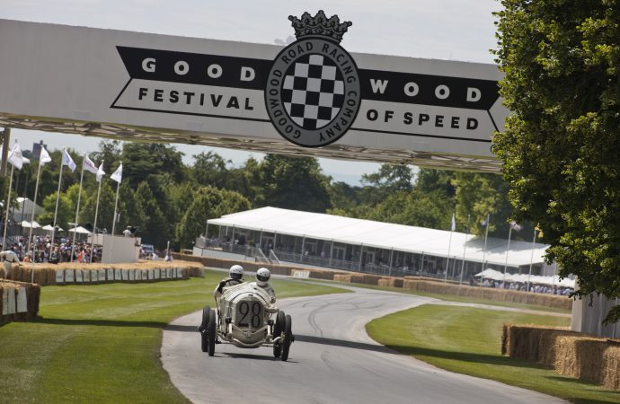 Goodwood sets dates for 2015 Festival, Revival