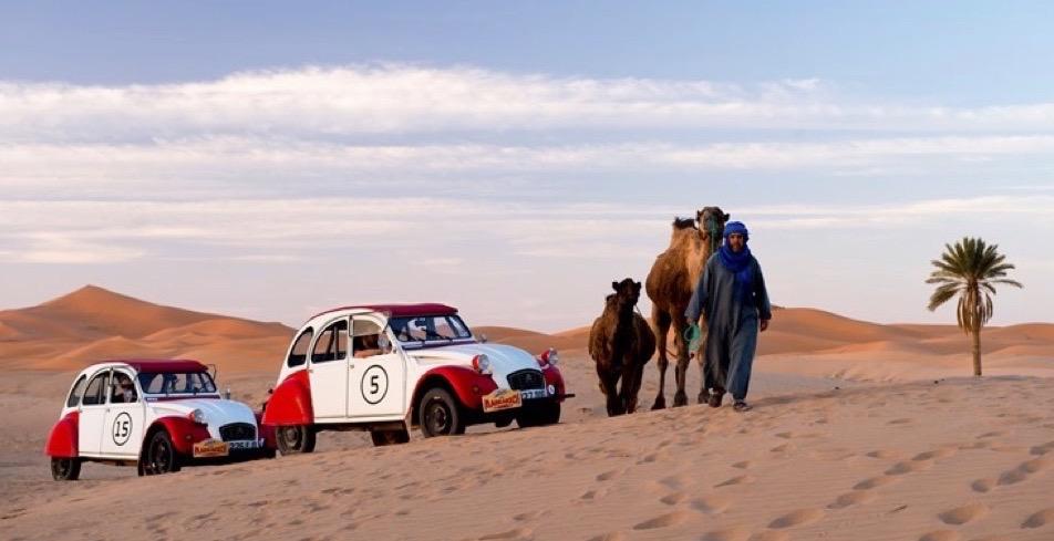 2CV Adventures has a fleet of Citroens for rent and rallies | 2CV Adventures photos