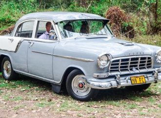 My Classic Car: John's 1959 Holden Special