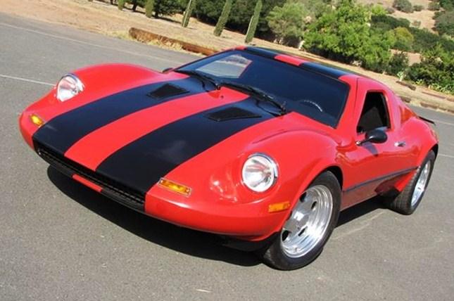 1974 Kelmark GT1 Mk III