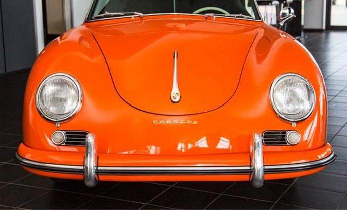 1955 Porsche 356 Cabriolet