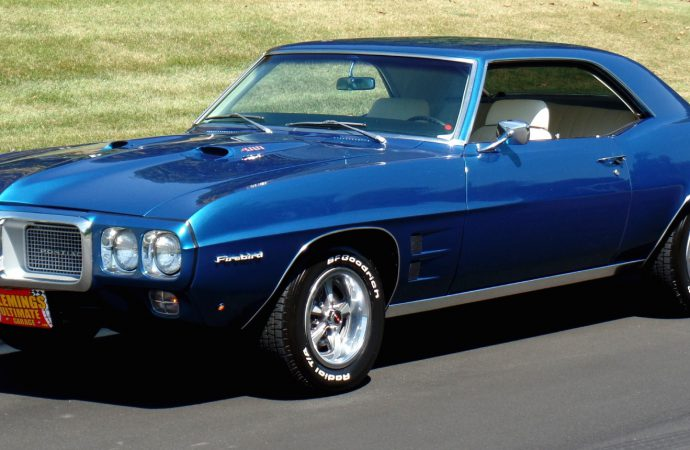 My Classic Car: Merv's 'wrong number' 1969 Pontiac Firebird