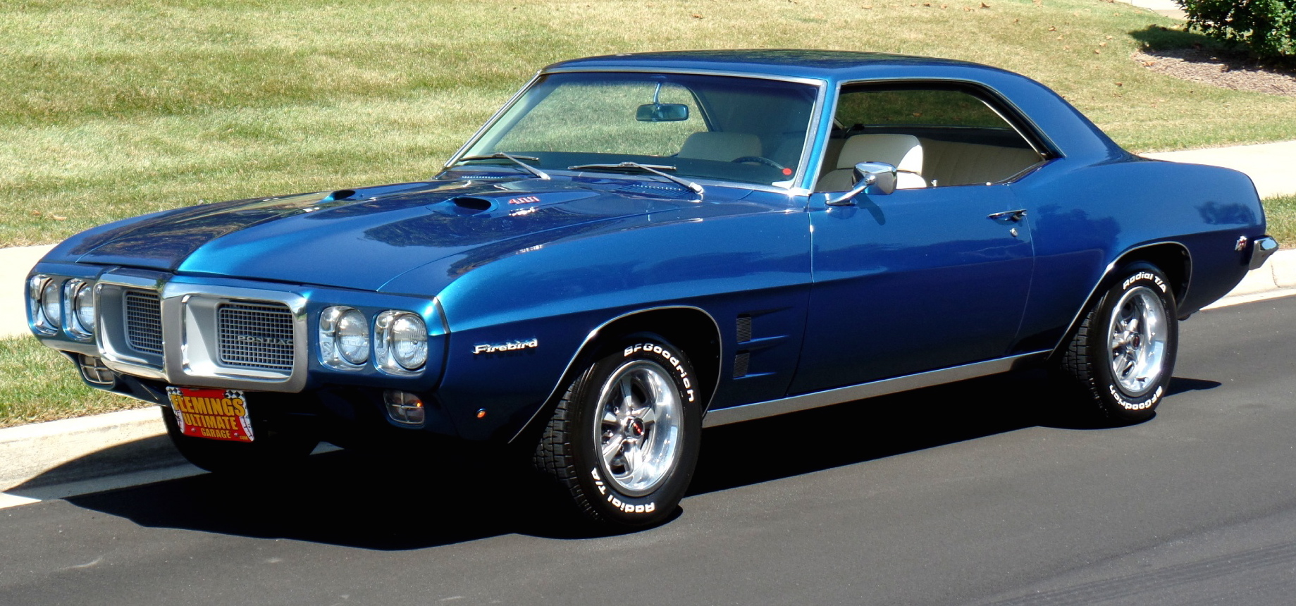 My Classic Car: Merv\'s \'wrong number\' 1969 Pontiac Firebird ...