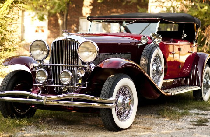 'Last' Duesenberg heads to Leake auction in Dallas