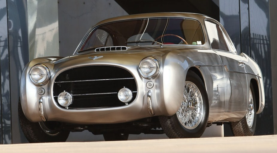 The final 1954 Fiat 8V designed by Ghia received a unique body style | RM Auctions