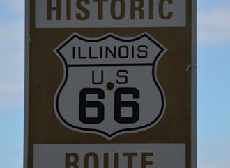 Route 66 Motor Tour begins