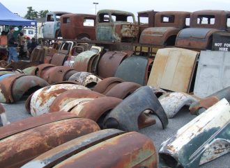 Eye Candy: Hershey Swap Meet