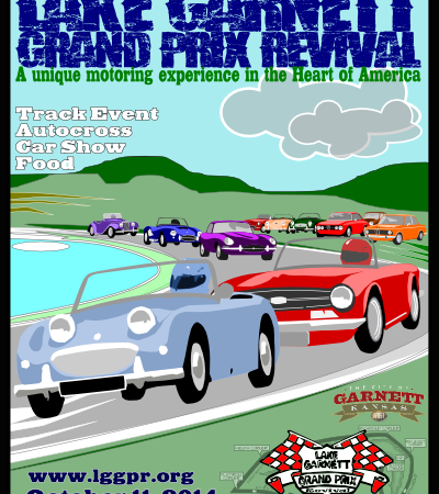Lake Garnett racing revival recalls heyday of U.S. sports car competition