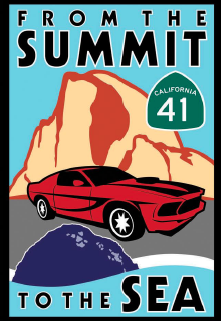 Summit to the Sea drive takes classics from Yosemite to the ocean at Morro Bay