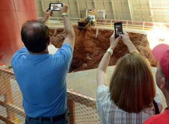 Corvette museum reveals Skydome repair plan details, timetable