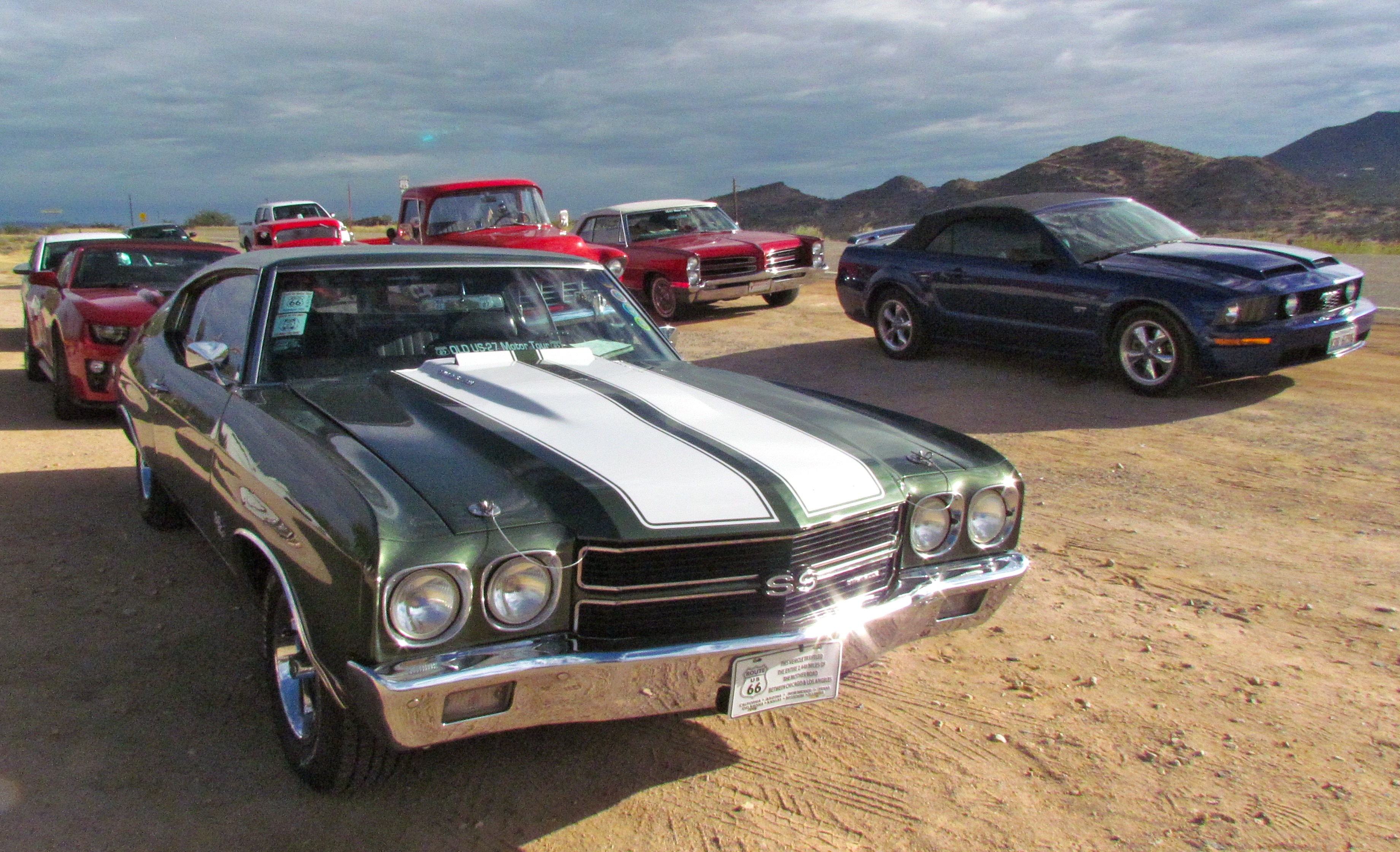 Classic car experts gear up for Road Ready Inspections - ClassicCars ...