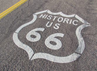 Eye Candy: Route 66 Motor Tour (in Arizona)