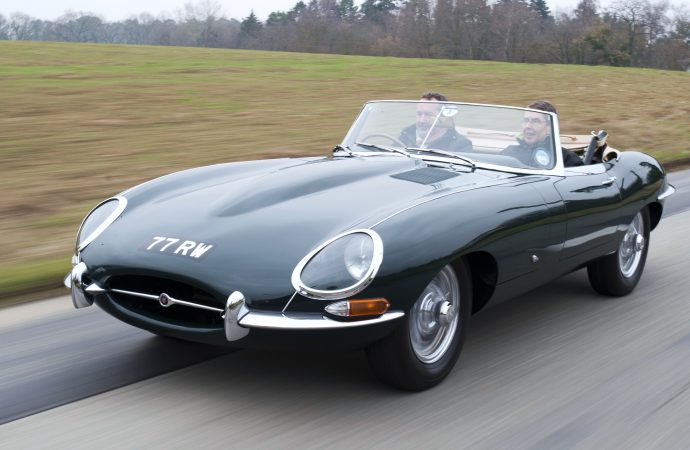 Jaguar drives its heritage, and others should follow