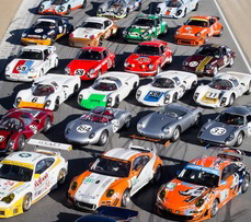 Porsche racing reunion returns to Laguna Seca in 2015