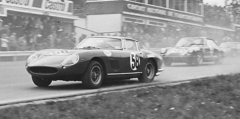 Leading the pack in GT racing during the 1960s | Bonhams