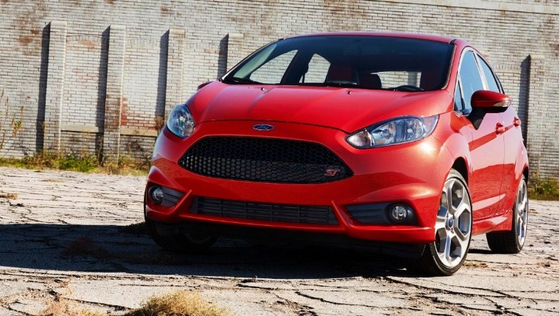 Ford Fiesta ST transforms the diminutive economy car into a credible sports compact | Ford